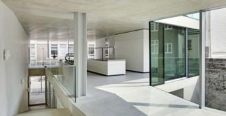 Holanda: Casa V', Maastricht - Wiel Arets Architects (WAA)
