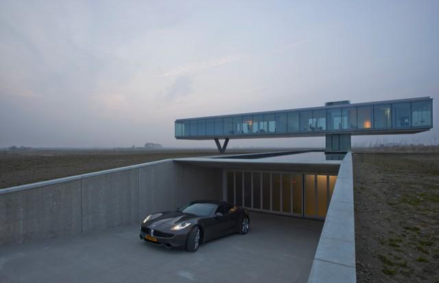 Holanda: 'Villa Kogelhof' - Paul de Ruiter