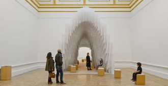 Exhibición: 'Sensing Spaces: Architecture Reimagined' en la Royal Academy of Arts de Londres