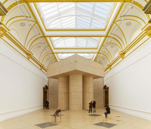 Exhibición: 'Sensing Spaces: Architecture Reimagined' en la Royal Academy of Arts