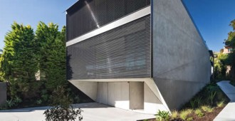 Australia: 'K House', Sydney - Chenchow Little Architects