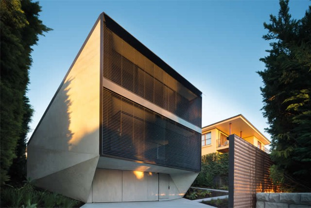 Australia: 'K House', Sydney - Chenchow Little Architects
