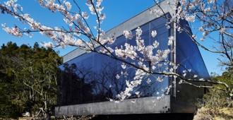 Corea del Sur: Ampliación del 'Osulloc Tea Museum', Jeju - Mass Studies