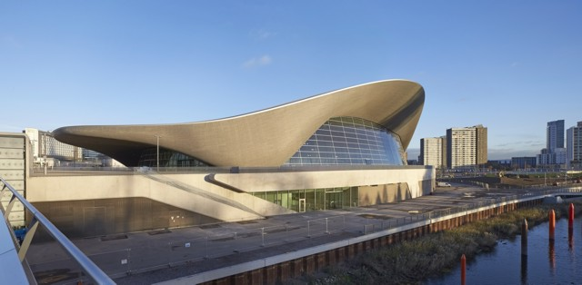 Inglaterra: Reapertura del 'London Aquatics Centre' de Zaha Hadid