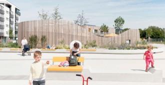 Alemania: 'Heidelberg Kindergarten' - Behnisch Architekten