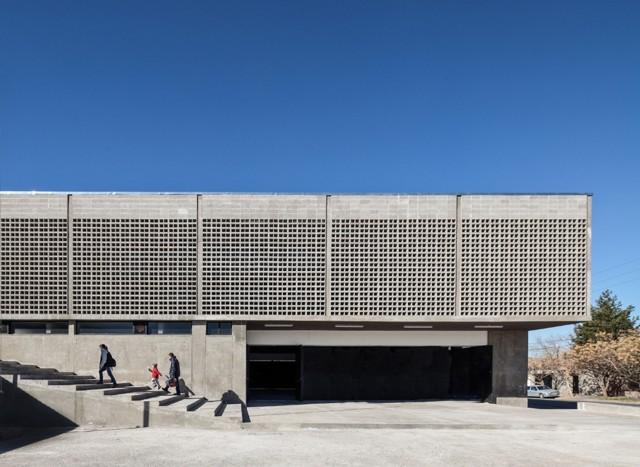Argentina: Polideportivo Barrio Provincias Unidas, Neuquén - Estudio Barigelli & Asoc