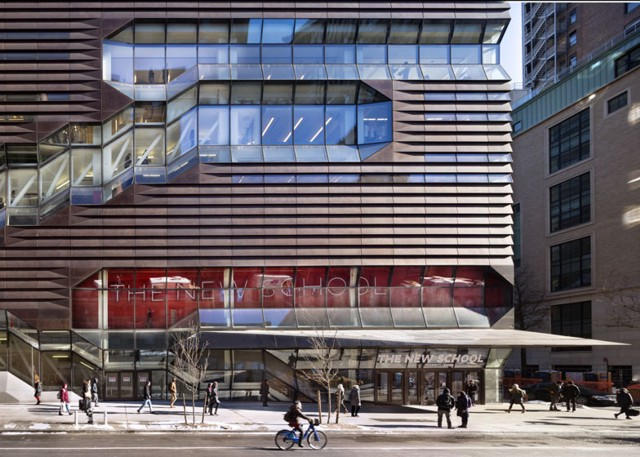 Estados Unidos: 'The New School's University Center', en Nueva York - SOM