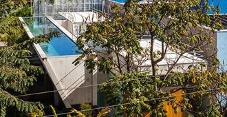 Brasil: 'Casa-piscina', São Paulo - SPBR Arquitetos