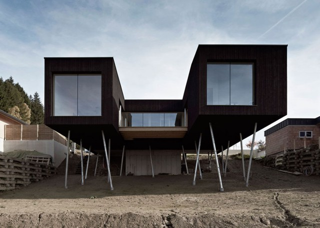 Austria: 'Casa S', Hammerschmid Pachl Seebacher Architekten