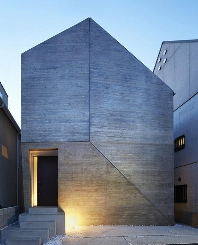 Jap n casa shirokane tokio mds Noticias de arquitectura recientes
