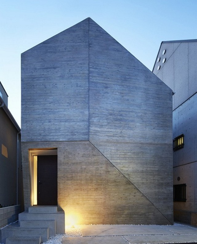 Japón: Casa Shirokane, Tokio - MDS