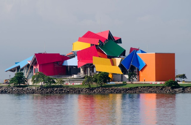 Panamá: Biomuseo - Frank Gehry