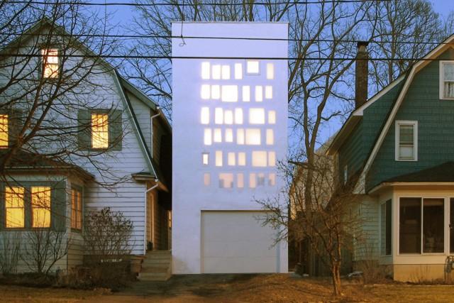 Estados Unidos: 'Haffenden House', Siracusa, Nueva York - Para-Project