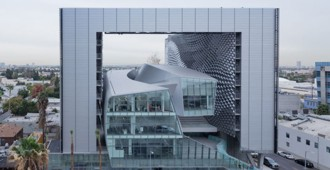 Estados Unidos: Emerson College Los Angeles - Morphosis Architects