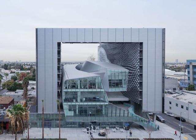 Estados Unidos: Emerson College Los Angeles - Morphosis Architects