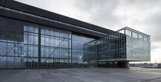 Holanda: Sede central de G-Star RAW, Amsterdam - OMA