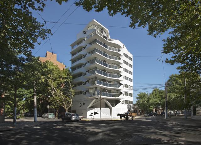 Argentina jujuy redux edificio de departamentos en for Edificio de departamentos planos