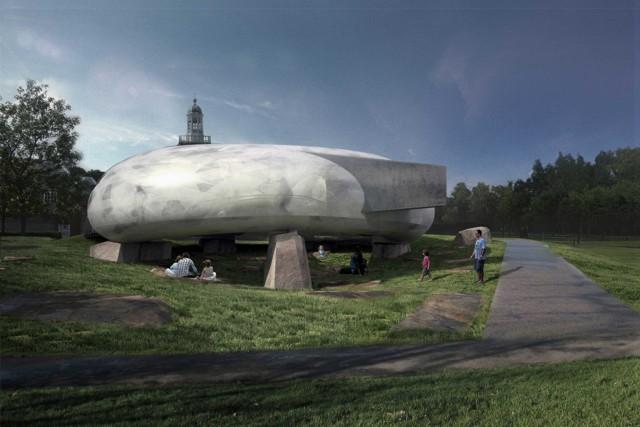 Londres: Smiljan Radic diseñará el Serpentine Gallery Pavilion 2014