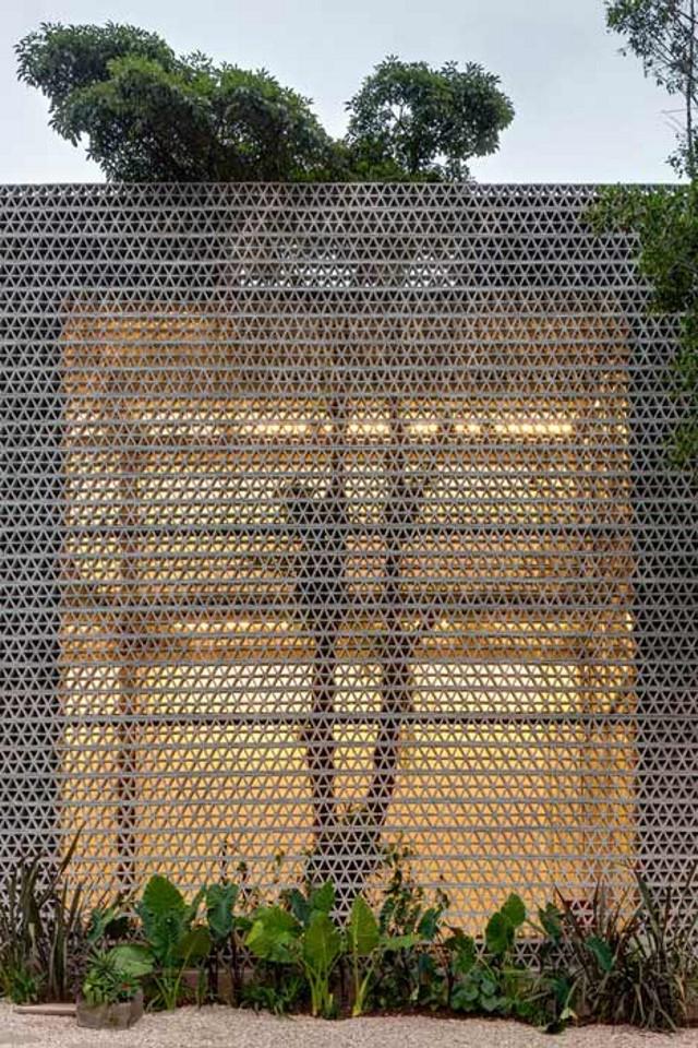 México: Sala de Arte Público Siqueiros - La Tallera, Cuernavaca - Frida Escobedo