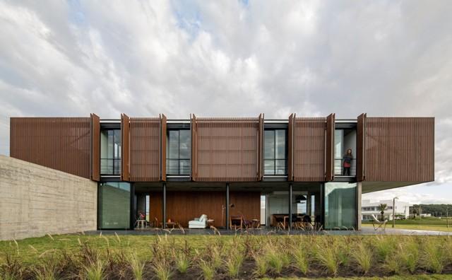 Brasil: Casa en Xangrilá - Mapa Arquitetos