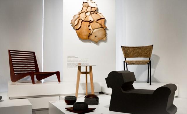Exhibición: 'De ida y vuelta. Diseño contemporáneo en México' - Centro Nacional de las Artes