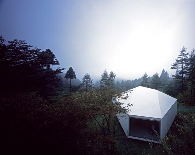Japón: Vivienda y Galería de Arte en Karuizawa - Makoto Yamaguchi Design
