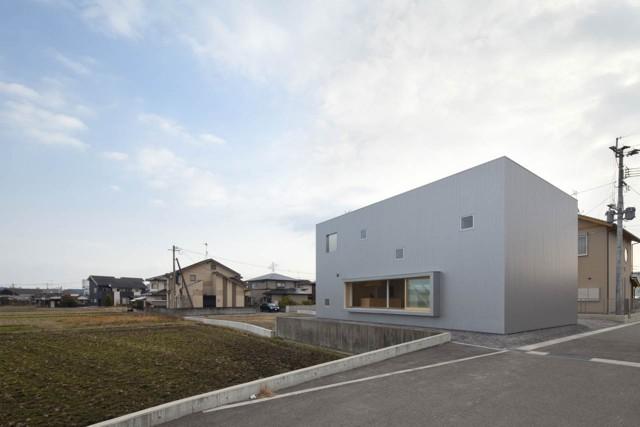 Japón: Casa en Nakatsu, Oita - Eto Kenta
