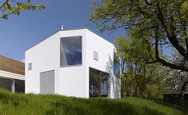 Alemania: 'Haus Lux', Schlipsheim, Bavaria - Manfred Lux