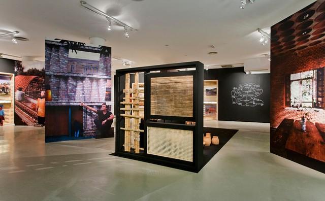 The Architect is Present: Inventando un nuevo Panteón.... por Fredy Massad