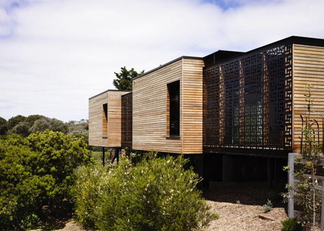 Australia: 'Blairgowrie House' - Wolveridge Architects