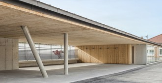 Francia: Ampliación escuela primaria J. Jaurès - Yoonseux Architectes