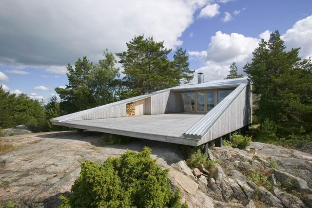 Finlandia: 'Villa Mecklin', Velkua - Huttunen-Lipasti-Pakkanen Architects