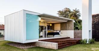 Brasil: Casa en Campo Grande - Alex Nogueira Rezende