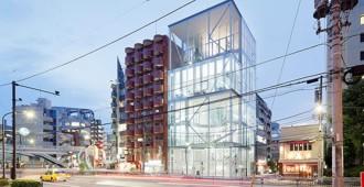 Video: Shibaura House, Tokio - Kazuyo Sejima