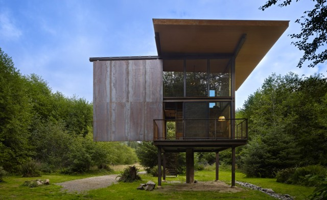 Estados Unidos: Casa Sol Duc - Olson Kundig Architects