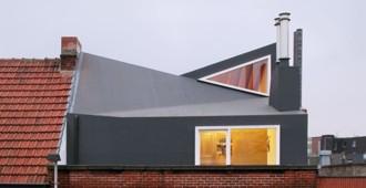 Bélgica: Casa Alexis - jan de vylder architecten