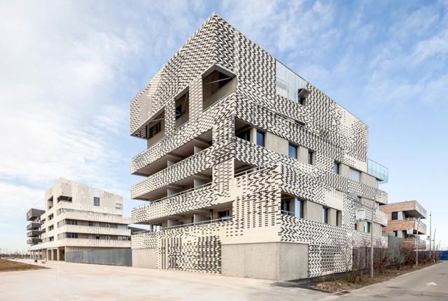 Francia: Viviendas en Touluse - Mateo Arquitectura