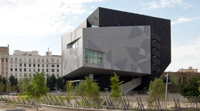 España: CaixaForum Zaragoza - Carme Pinós