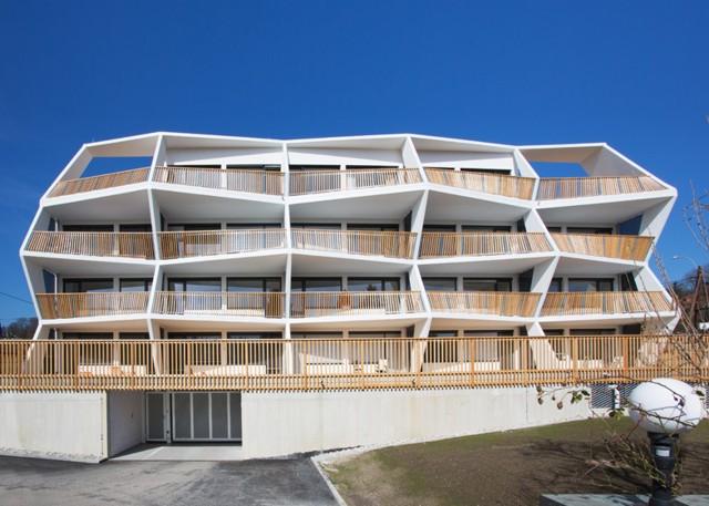 Austria: Ragnitzstrasse 36, Graz - Love Architecture and Urbanism