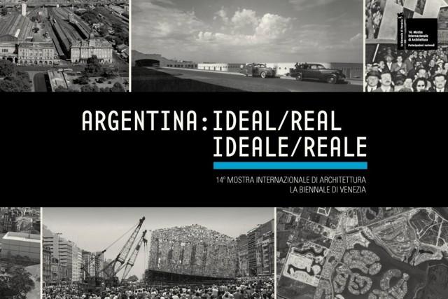 Identidad del pabellón argentino para la Bienal de Venecia 2014