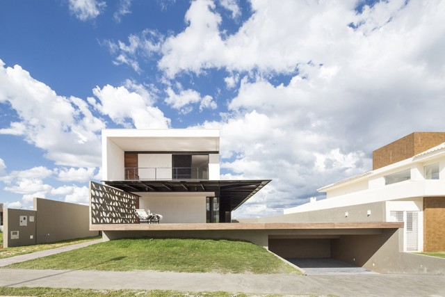 Brasil: Casa en Brasília - Esquadra + Yi