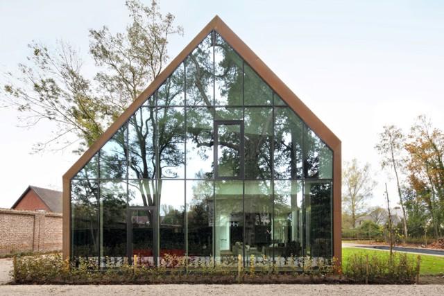 Bélgica: Casa VDV, Destelbergen - Graux & Baeyens architecten
