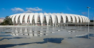 Brasil 2014: Estadio Beira-Rio, Porto Alegre - Hype Studio Arquitetura