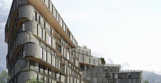 En construcción: High Park, Monterrey, México - rojkind arquitectos