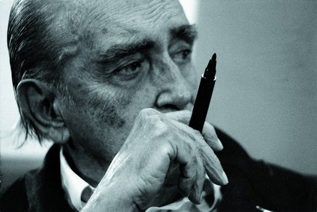 Exhibición: 'Oscar Niemeyer: clássicos e inéditos', en São Paulo