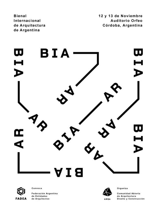 BIA-AR 2014, Bienal Internacional de Arquitectura de Argentina