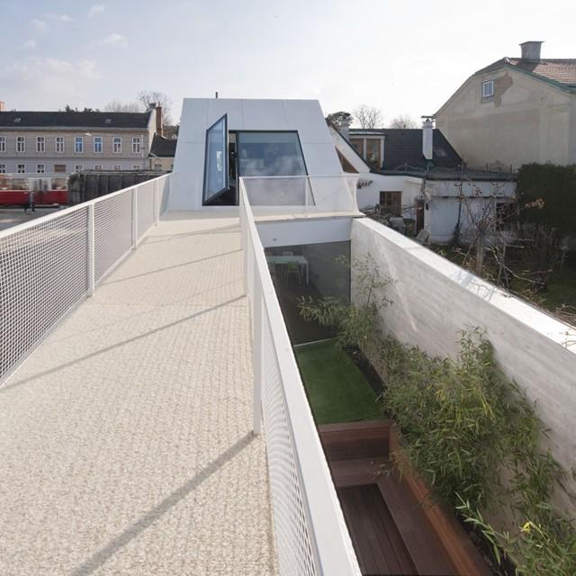 Austria: Casa cj_5, Viena - Caramel Architekten