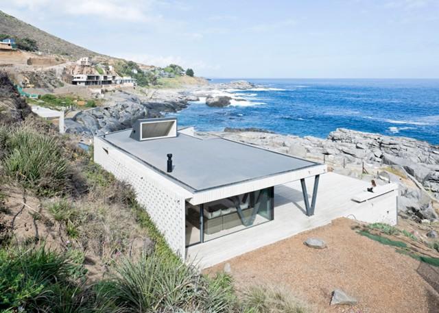 Chile: Casa Rambla - LAND Arquitectos