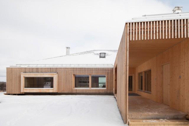 Finlandia: Casa Riihi, Alajärvi - OOPEAA