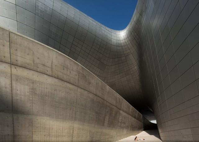 Corea del Sur: 'Dongdaemun Design Park & Plaza', Seúl - Zaha Hadid